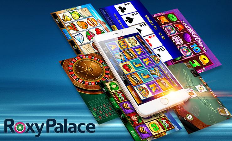 Roxy Palace Nettikasino