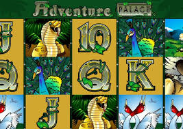 Adventure palace pelin kuva